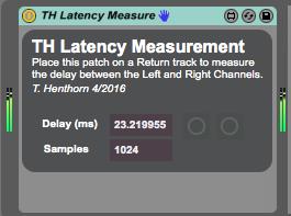 M4L_Latency0